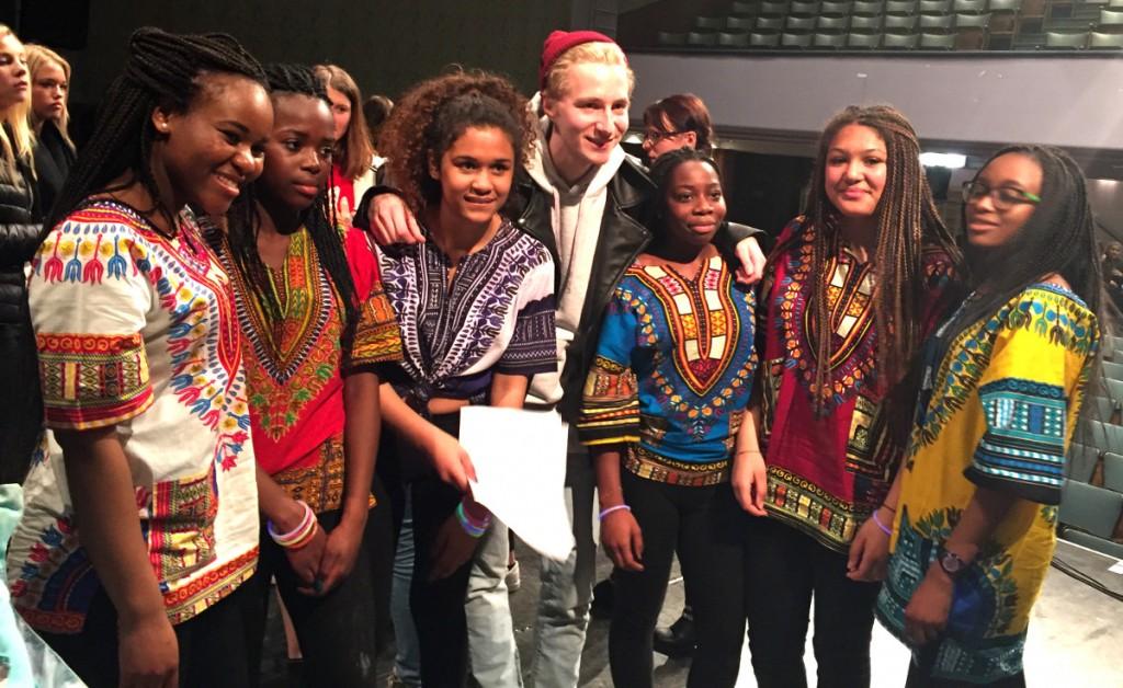 AFRICAN VIBES wint de prijs van het publiek